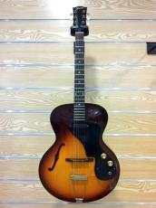 1965 Gibson Archtop 120-T Cherry Sunburst S/N: 331038
