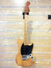 1977 Fender American Mustang Natural S/N: S718957