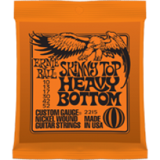 Ηλεκτρικής Ernie Ball Skinny Top-Heavy Bottom
