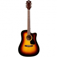 GUILD D-140CE Dreadnought Westerly Sunburst