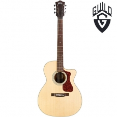 GUILD OM-240CE Orchestra Westerly Natural