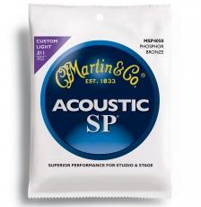 Martin MSP4050 Phosphor Bronze Σετ Ακουστικής (11-52)