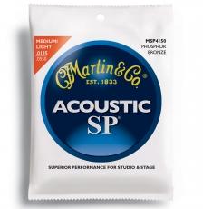 Martin MSP4150 Phosphor Bronze Σετ Ακουστικής (12.5-55)