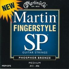 Martin MSP42FS Fingerstyl Phosphor Bronze Σετ Ακουστικής (13-56)