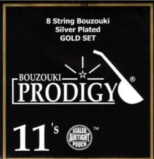 PRODIGY Gold Σετ Χορδές 8χορδου Μπουζουκιού