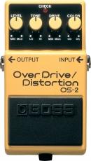 Πετάλι BOSS OS-2 OverDrive/Distortion