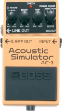 Πετάλι BOSS AC-3 Acoustic Simulator