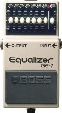 Πετάλι BOSS GE-7 Graphic Equalizer