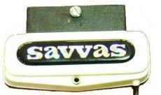 Μαγνήτης Μπουζουκιού SAVVAS Άσπρος