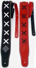 Δερμάτινη ζώνη κιθάρας Minotaur double faced x